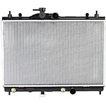Radiator, With Auto 4-Speed Transmission