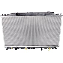 Radiator, 4cyl, Replaces Toyo type