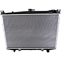 Radiator, 4-Cyl 2.4L Eng., With Automatic transmission