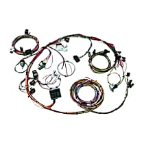 Painless 20121 Chassis Wire Harness - Direct Fit, Kit