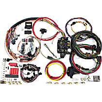 20128 Chassis Wire Harness - Direct Fit, Kit