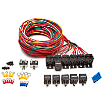 Painless 30108 Relay - Multi-purpose relay, Universal, Kit