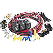 Painless 30118 Relay - Universal, Kit