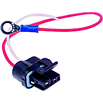 Painless 30707 Wiring Harness - Universal, Sold individually