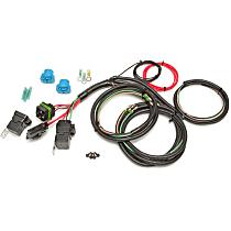 Relay - Headlight relay, Universal, Kit