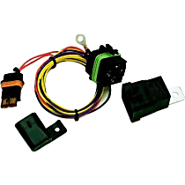 30822 Relay - Headlight relay, Direct Fit, Sold individually