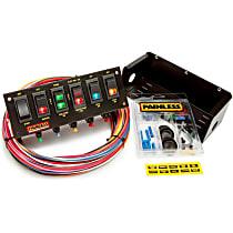 Painless 50302 Toggle Switch Panel - Universal
