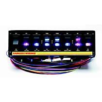 Painless 50303 Toggle Switch Panel - Universal