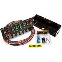 Painless 50306 Toggle Switch Panel - Universal