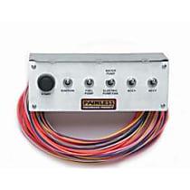 Painless 50412 Toggle Switch Panel - Universal