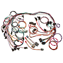 60102 Fuel Injection Wiring Harness - Direct Fit, Kit