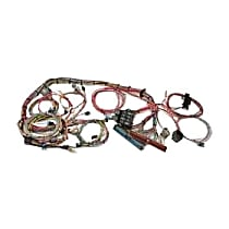 Painless 60217 Fuel Injection Wiring Harness - Direct Fit, Sold individually