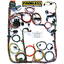 Painless 60502 Injector Wiring Harness - Direct Fit
