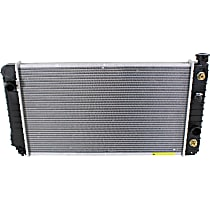 Radiator, 4.3L, Without Engine Oil Cooler
