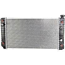 Radiator, 4.3L, With Engine Oil Cooler