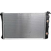 Radiator - 28.25 x 17.25 x 1 in. Core Size