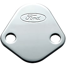 Proform 302-290 Fuel Pump Block-Off Plate - Direct Fit
