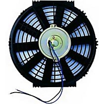 Performance Auxiliary fan