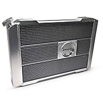 69580-23 Aluminum Core Aluminum Tank Radiator, 17 in. H x 23 in. W x 2.4 in. Thickness Core Size