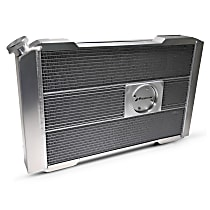 69580-26 Aluminum Core Aluminum Tank Radiator, 17 in. H x 26 in. W x 2.4 in. Thickness Core Size