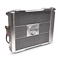 69590-19 Aluminum Core Aluminum Tank Radiator, 17 in. H x 19 in. W x 2.4 in. Thickness Core Size