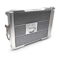 69590-21 Aluminum Core Aluminum Tank Radiator, 17 in. H x 21 in. W x 2.4 in. Thickness Core Size