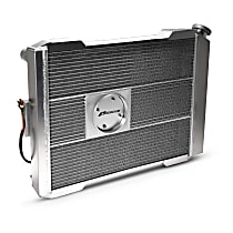 Aluminum Core Aluminum Tank Radiator, 17 in. H x 23 in. W x 2.4 in. Thickness Core Size