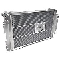 69600.2 Aluminum Core Aluminum Tank Radiator, 17 in. H x 23 in. W x 2.4 in. Thickness Core Size