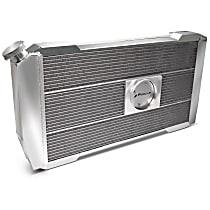 69610.4 Aluminum Core Aluminum Tank Radiator, 14.9 in. H x 25 in. W x 2.4 in. Thickness Core Size