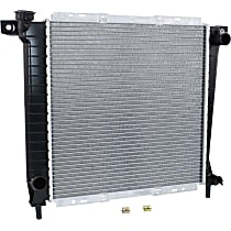 Radiator, 6cyl Engine