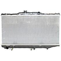 Radiator, 4cyl; 1.6L Eng., FWD