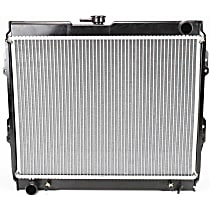 """Radiator, 4cyl Engine, with 15-3/4"""" core height"""