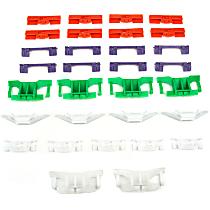 PCK-805-97 Molding Clip - Direct Fit, Set of 31