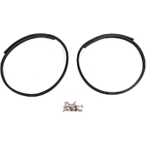 Precision Parts CS 1110 47 Hood and Trunk Weatherstrip Seal - Kit