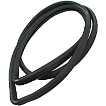 WBL D636 A Windshield Molding - Direct Fit, Sold individually