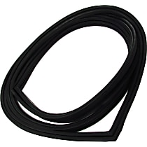 Rear Window Seal - Glass Weatherstrip, Sold individually