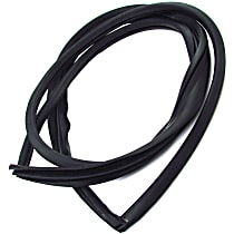 Precision Parts WCR DB3129 Rear Window Seal - Glass Weatherstrip, Sold individually