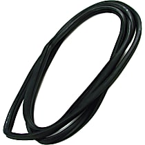 Precision Parts WCR DB3006 Rear Window Seal - Glass Weatherstrip, Sold individually