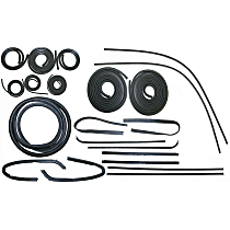 CWK 1110 54 Weatherstrip Kit, Kit