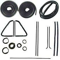 CWK 1110 51 Weatherstrip Kit, Kit