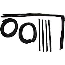 Door Molding and Beltlines