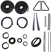 CWK 1112 51 Weatherstrip Kit, Kit