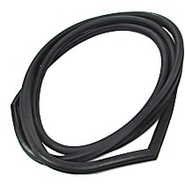 WCR DB3216 Rear Window Seal - Glass Weatherstrip, Sold individually