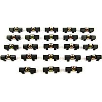 PCK-3120-62 Molding Clip - Direct Fit, Set of 23