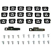 PCK-4426-70 Molding Clip - Direct Fit, Set of 40
