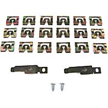 PCK-4427-71 Molding Clip - Direct Fit, Set of 22