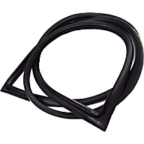 Precision Parts WCR D1048 T Rear Window Seal - Glass Weatherstrip, Sold individually
