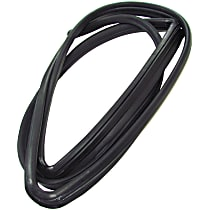 WCR DB3134 Rear Window Seal - Glass Weatherstrip, Sold individually