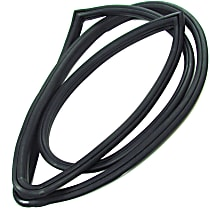 WCR DB3198 Rear Window Seal - Glass Weatherstrip, Sold individually