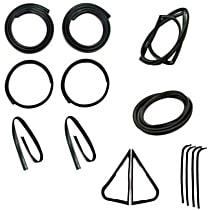 CWK 2110 67 Weatherstrip Kit, Kit